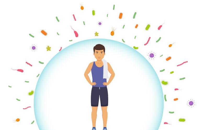 Imunita – středobod planety