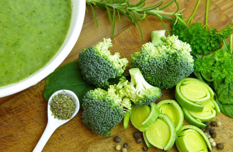 Brokolice a její vliv na naše zdraví